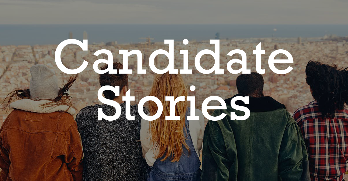 candidate stories